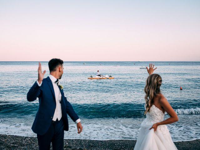 Il matrimonio di Jonathan e Vittoria a Spotorno, Savona 55