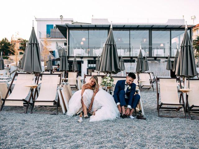 Il matrimonio di Jonathan e Vittoria a Spotorno, Savona 59