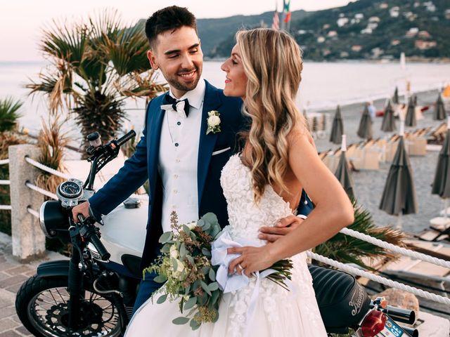 Il matrimonio di Jonathan e Vittoria a Spotorno, Savona 62