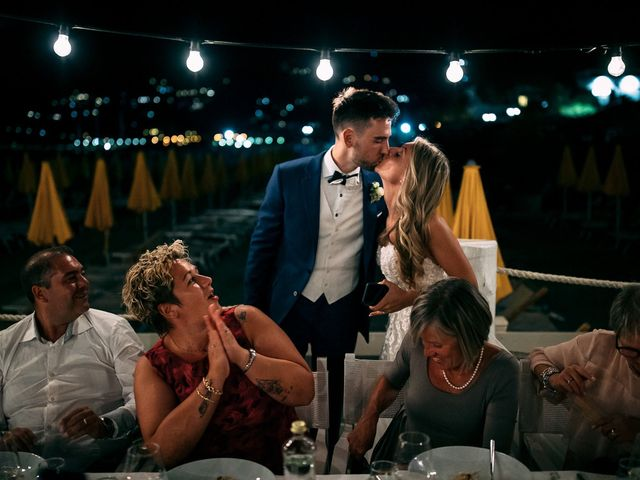 Il matrimonio di Jonathan e Vittoria a Spotorno, Savona 68