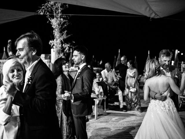 Il matrimonio di Jonathan e Vittoria a Spotorno, Savona 73