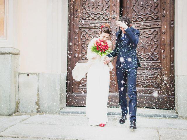 Il matrimonio di Marco e Renata a Paesana, Cuneo 14