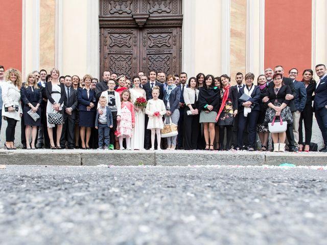 Il matrimonio di Marco e Renata a Paesana, Cuneo 17