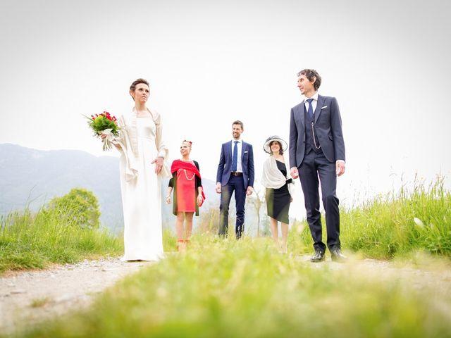 Il matrimonio di Marco e Renata a Paesana, Cuneo 21