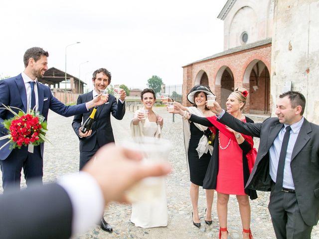 Il matrimonio di Marco e Renata a Paesana, Cuneo 23