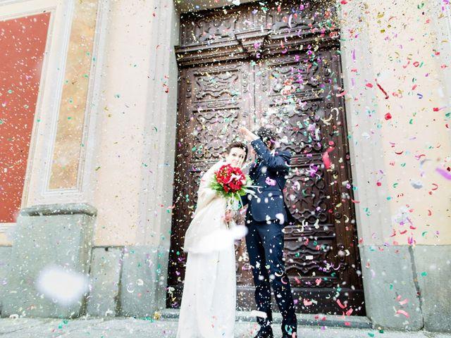 Il matrimonio di Marco e Renata a Paesana, Cuneo 47