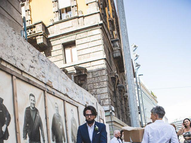 Il matrimonio di Adalberto e Laura a Milano, Milano 13