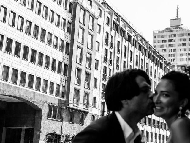 Il matrimonio di Adalberto e Laura a Milano, Milano 17