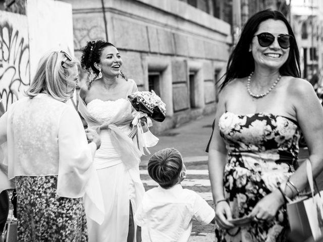Il matrimonio di Adalberto e Laura a Milano, Milano 18