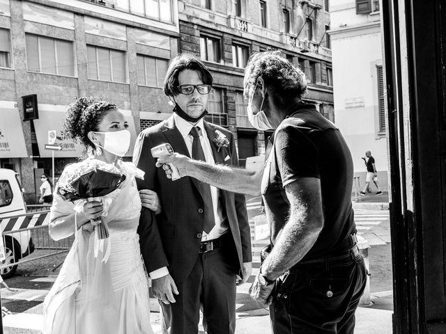 Il matrimonio di Adalberto e Laura a Milano, Milano 19