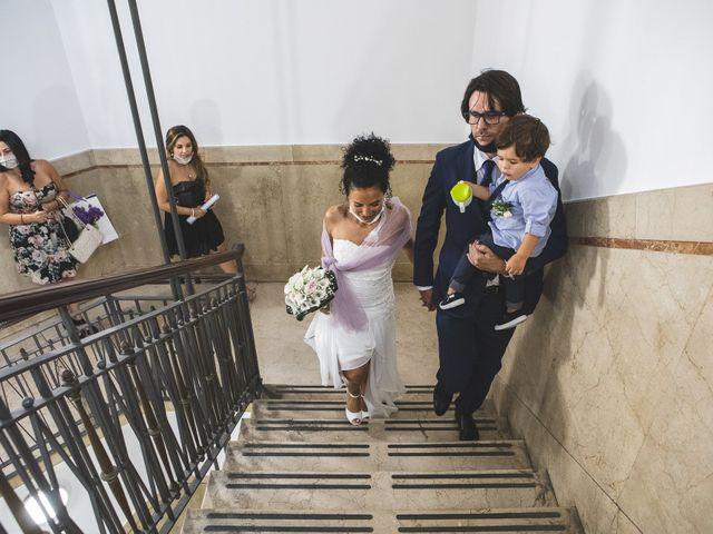 Il matrimonio di Adalberto e Laura a Milano, Milano 20
