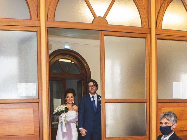 Il matrimonio di Adalberto e Laura a Milano, Milano 24