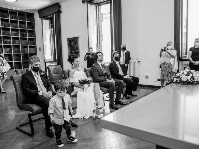 Il matrimonio di Adalberto e Laura a Milano, Milano 25
