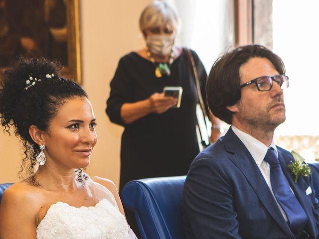 Il matrimonio di Adalberto e Laura a Milano, Milano 26
