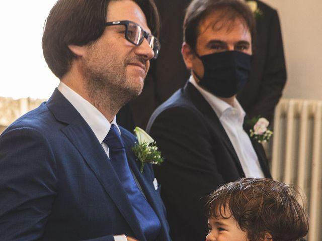 Il matrimonio di Adalberto e Laura a Milano, Milano 27