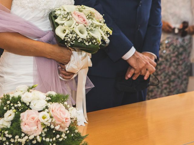 Il matrimonio di Adalberto e Laura a Milano, Milano 28