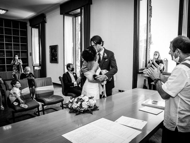 Il matrimonio di Adalberto e Laura a Milano, Milano 29