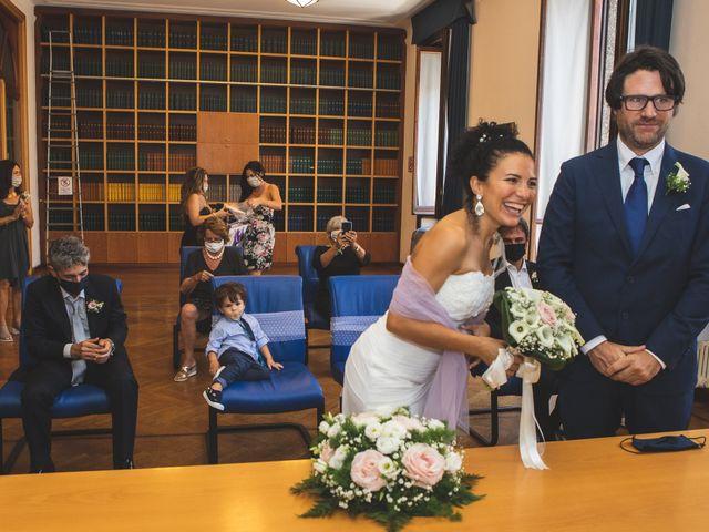 Il matrimonio di Adalberto e Laura a Milano, Milano 30
