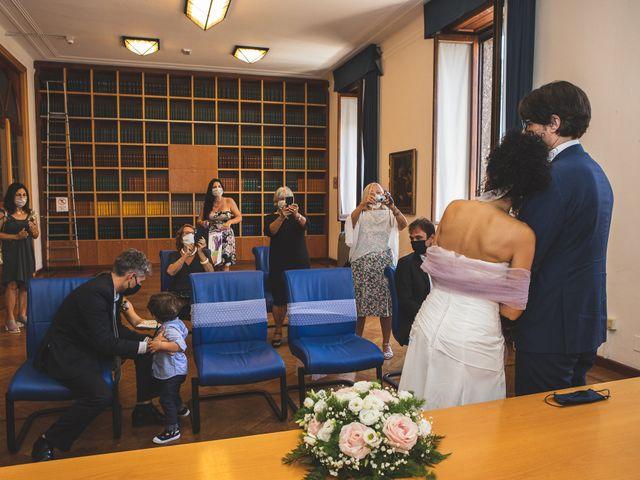 Il matrimonio di Adalberto e Laura a Milano, Milano 31