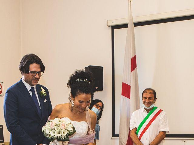 Il matrimonio di Adalberto e Laura a Milano, Milano 32