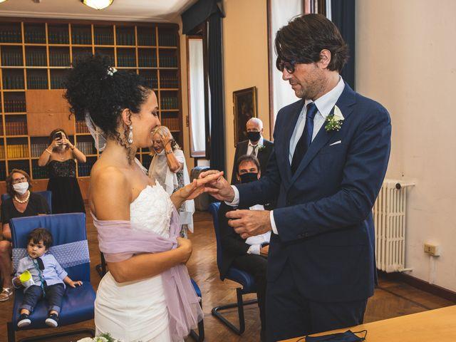 Il matrimonio di Adalberto e Laura a Milano, Milano 36