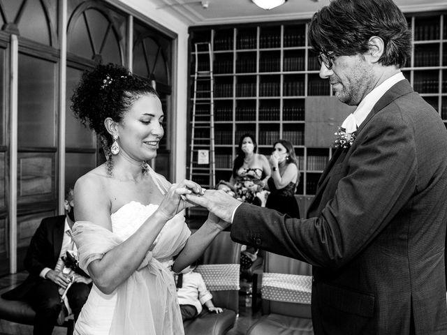 Il matrimonio di Adalberto e Laura a Milano, Milano 38