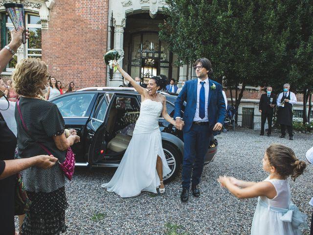 Il matrimonio di Adalberto e Laura a Milano, Milano 56