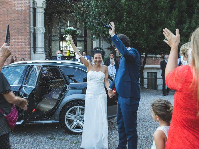 Il matrimonio di Adalberto e Laura a Milano, Milano 57