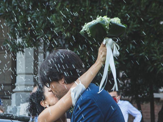 Il matrimonio di Adalberto e Laura a Milano, Milano 58