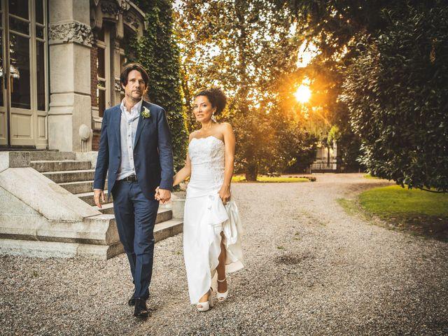 Il matrimonio di Adalberto e Laura a Milano, Milano 74