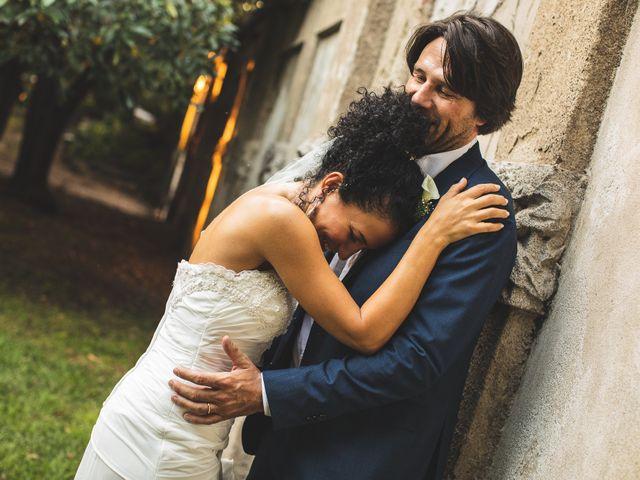 Le nozze di Laura e Adalberto