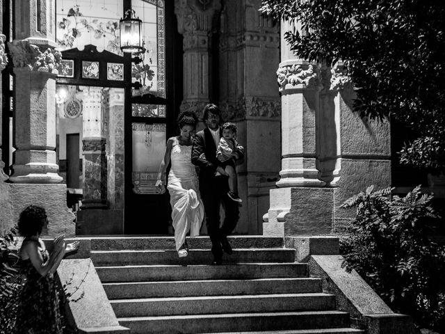 Il matrimonio di Adalberto e Laura a Milano, Milano 89