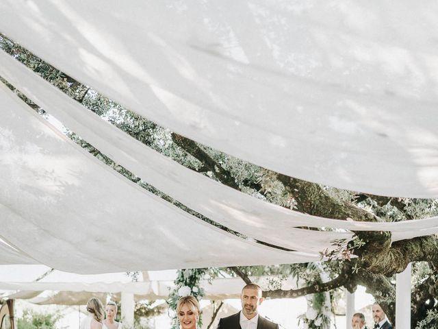 Il matrimonio di Fabio e Claudia a Forte dei Marmi, Lucca 8