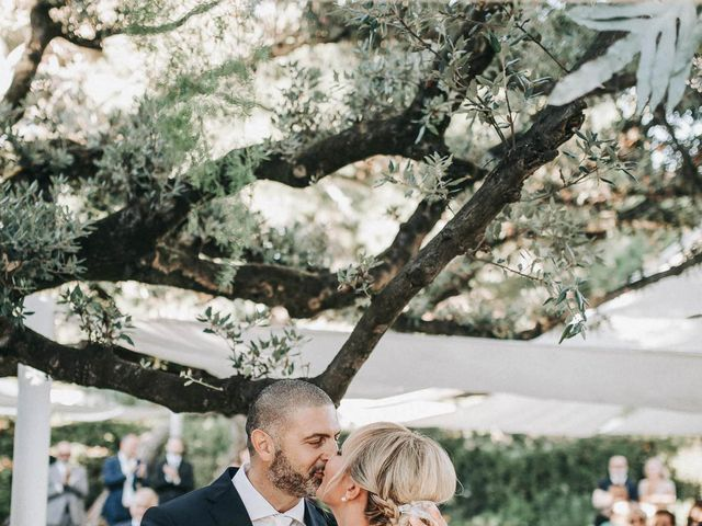Il matrimonio di Fabio e Claudia a Forte dei Marmi, Lucca 9