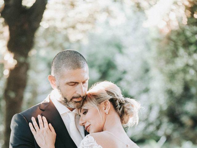 Il matrimonio di Fabio e Claudia a Forte dei Marmi, Lucca 10