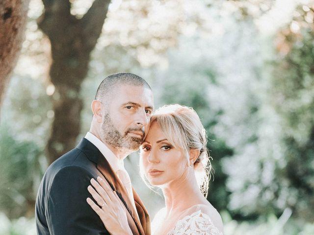 Il matrimonio di Fabio e Claudia a Forte dei Marmi, Lucca 11
