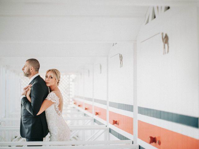 Il matrimonio di Fabio e Claudia a Forte dei Marmi, Lucca 21