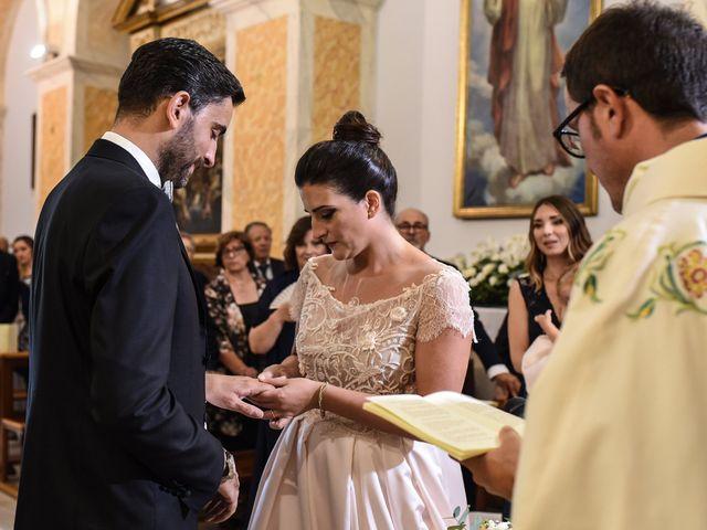 Il matrimonio di Michele e Maria a Ruvo di Puglia, Bari 32