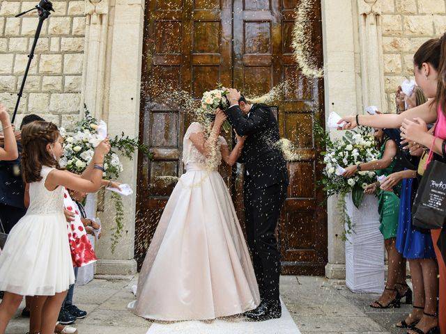 Il matrimonio di Michele e Maria a Ruvo di Puglia, Bari 36