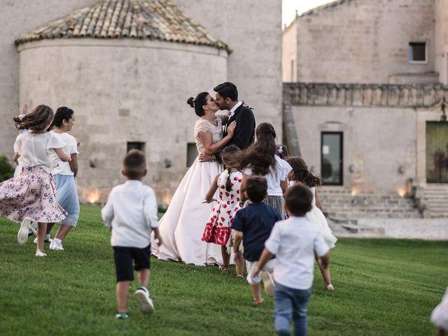 Il matrimonio di Michele e Maria a Ruvo di Puglia, Bari 59