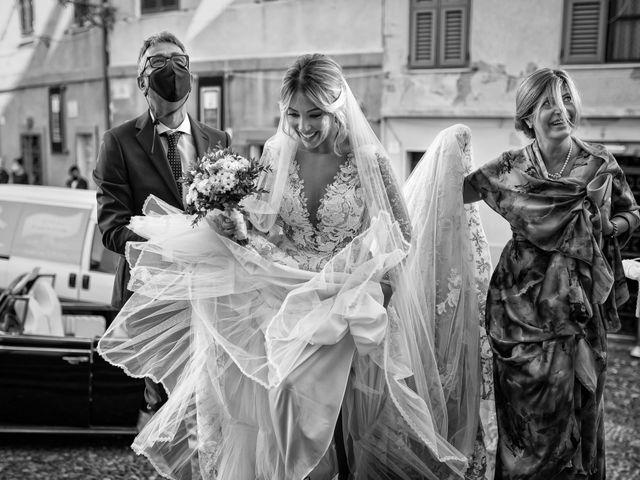 Il matrimonio di Alessandro e Margherita a Alghero, Sassari 18