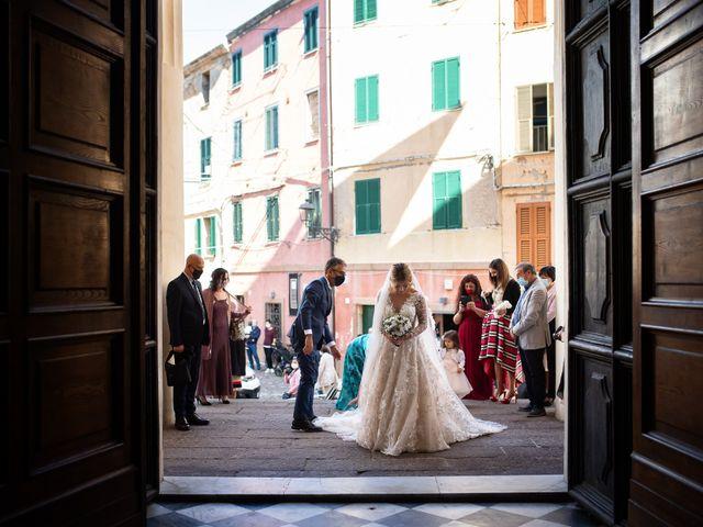 Il matrimonio di Alessandro e Margherita a Alghero, Sassari 19