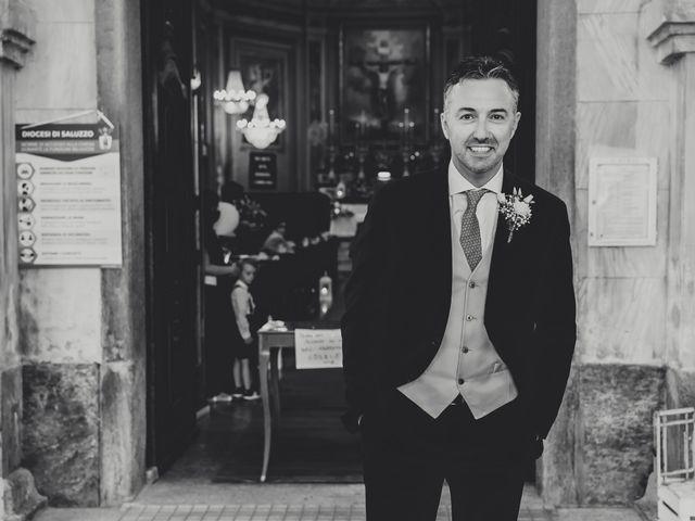 Il matrimonio di Enrico e Alessia a Busca, Cuneo 36