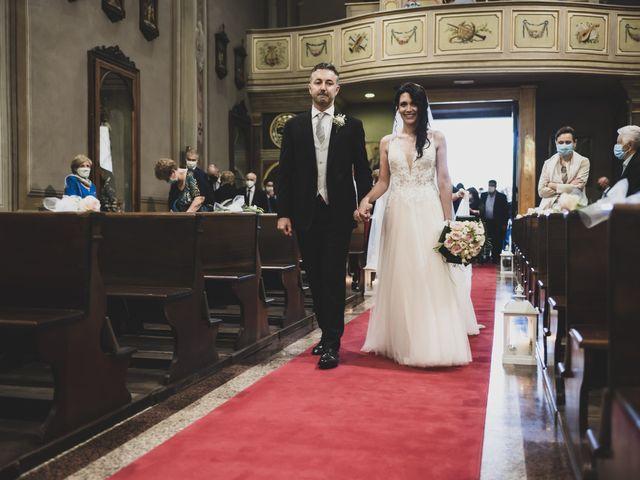 Il matrimonio di Enrico e Alessia a Busca, Cuneo 40