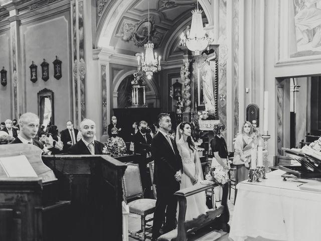 Il matrimonio di Enrico e Alessia a Busca, Cuneo 43