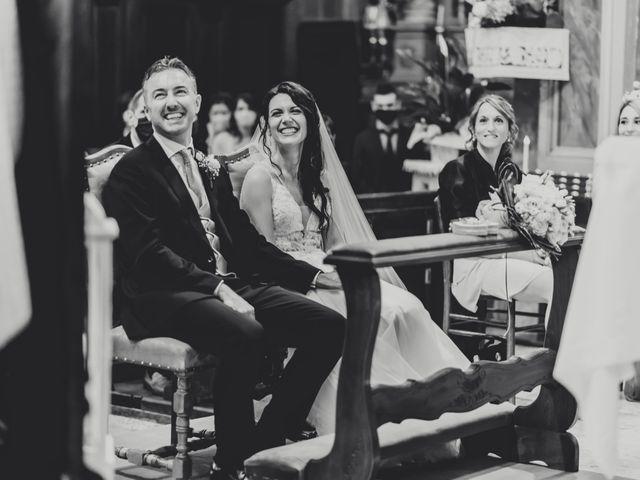 Il matrimonio di Enrico e Alessia a Busca, Cuneo 45