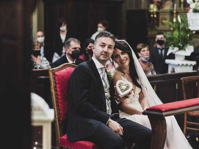 Il matrimonio di Enrico e Alessia a Busca, Cuneo 50