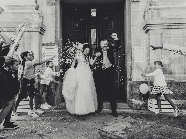 Il matrimonio di Enrico e Alessia a Busca, Cuneo 52