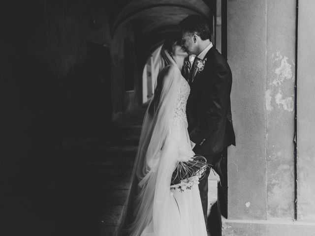 Il matrimonio di Enrico e Alessia a Busca, Cuneo 55