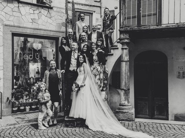 Il matrimonio di Enrico e Alessia a Busca, Cuneo 67